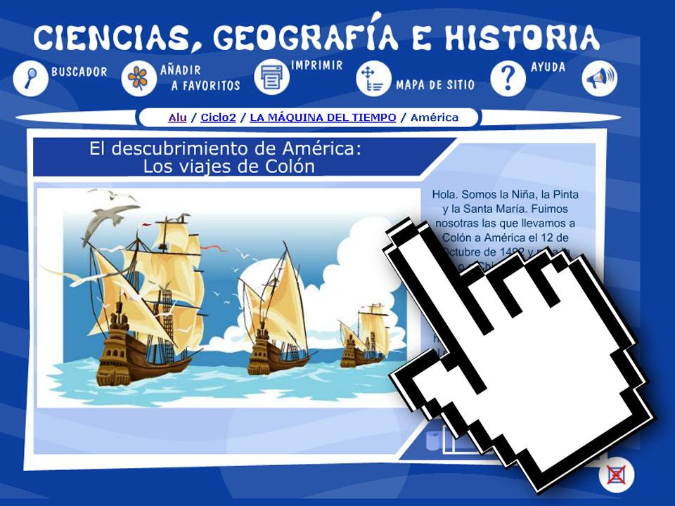 El Descubrimiento de América – Los Viajes de Cristóbal Colón