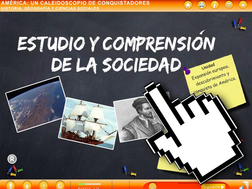 ODA América - Un Caleidoscopio de Conquistadores - EducarChile
