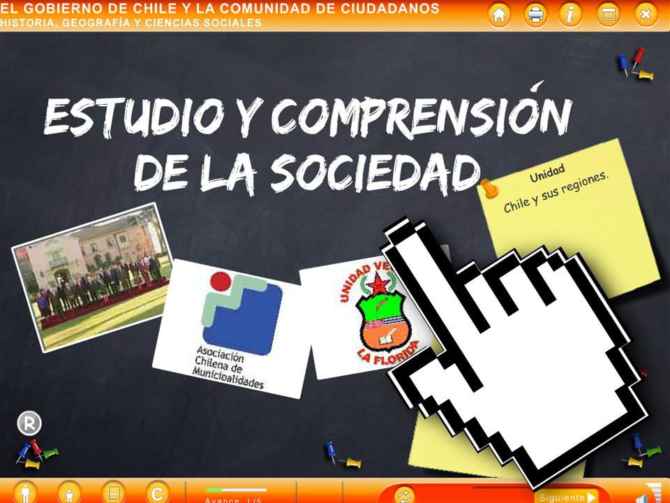 ODA El Gobierno de Chile y la Comunidad de Ciudadanos – EducarChile