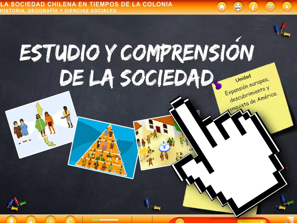 ODA La Sociedad Chilena en Tiempos de la Colonia – EducarChile