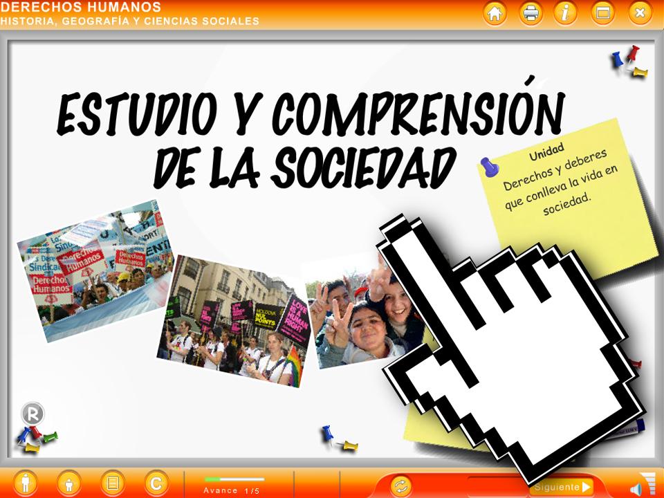 ODA Los Derechos Humanos - EducarChile