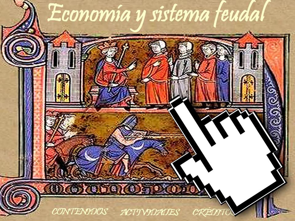 Economía y Sistema Feudal en la Edad Media – Junta de Extremadura