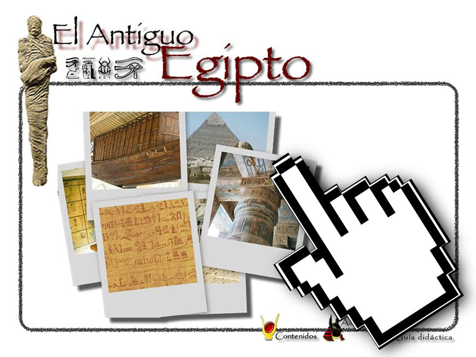 El Antiguo Egipto – Junta de Extremadura