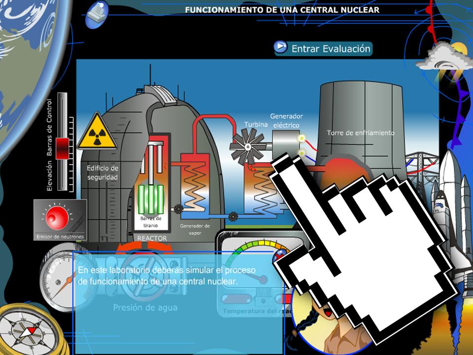 Funcionamiento de una Central Nuclear – Junta de Extremadura
