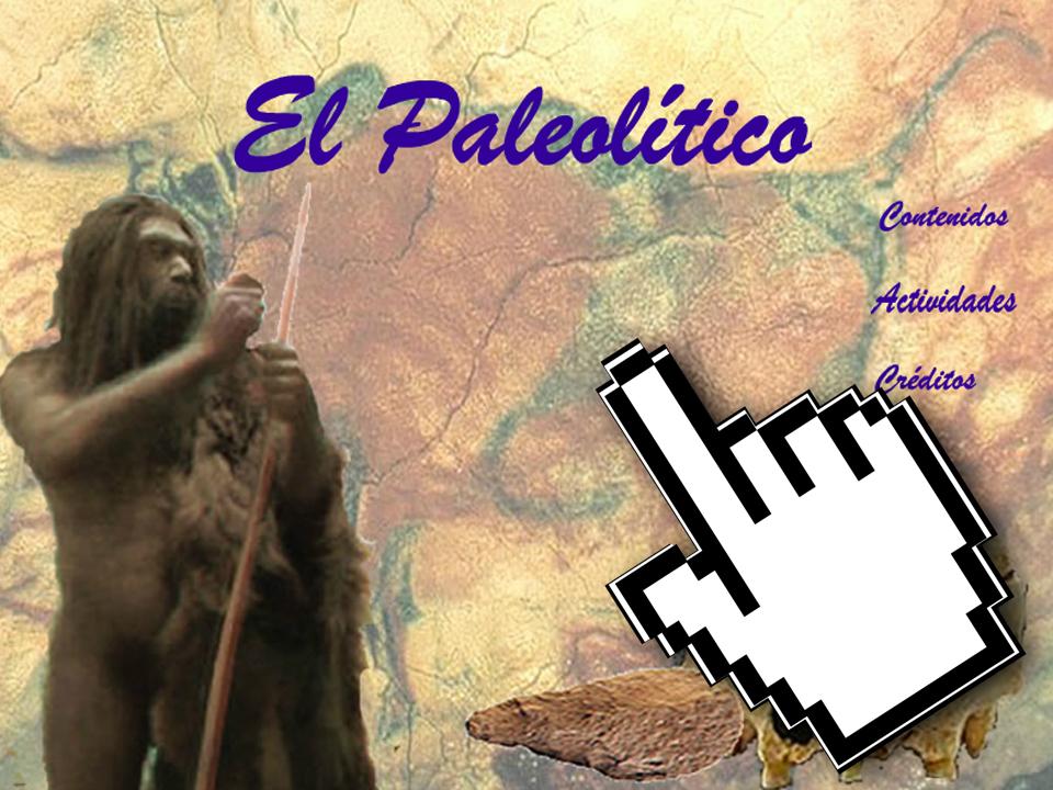 La Prehistoria – El Período Paleolítico – Junta de Extremadura