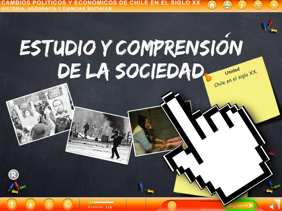 ODA Cambios Políticos y Económicos de Chile en el Siglo XX – EducarChile