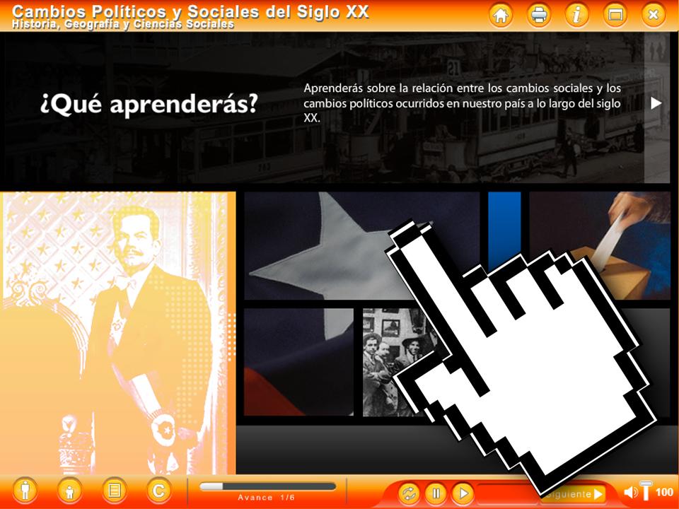 ODA Cambios Políticos y Sociales en Chile del Siglo XX – EducarChile