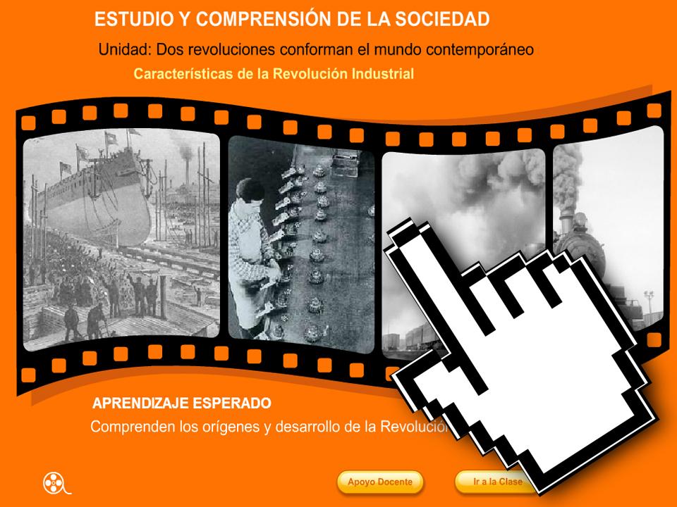 ODA Características de la Revolución Industrial – EducarChile