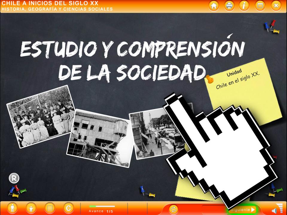 ODA Chile a Inicios del Siglo XX – EducarChile