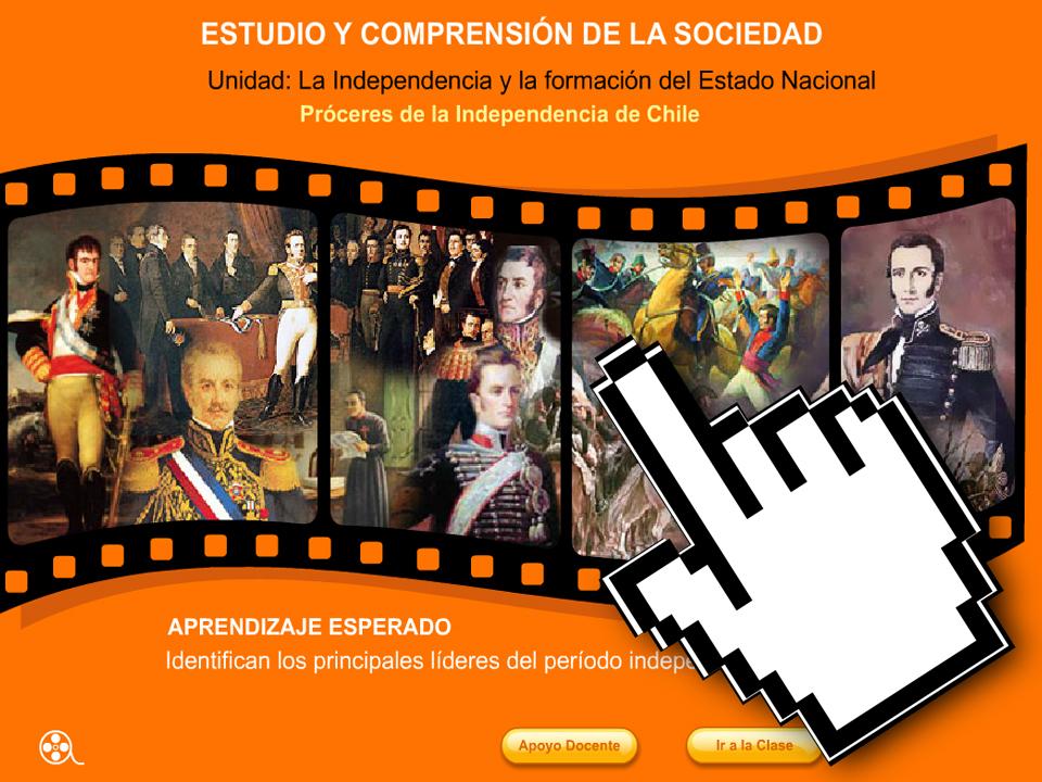 ODA Próceres de la Independencia de Chile – EducarChile