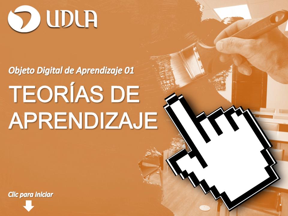 ODEA Educación – Teorías de Aprendizaje – FEDU UDLA – Adrián Villegas Dianta