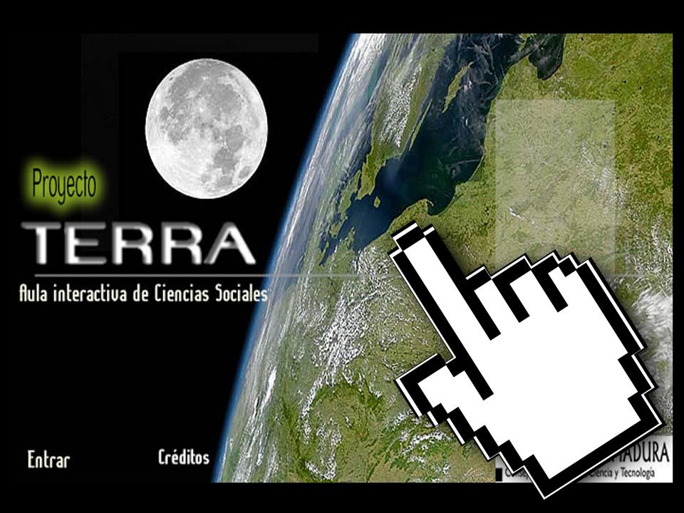 Proyecto Terra – Material Interactivo Sobre la Tierra, la Prehistoria, Primeras Civilizaciones, Grecia y Roma – Junta de Extremadura