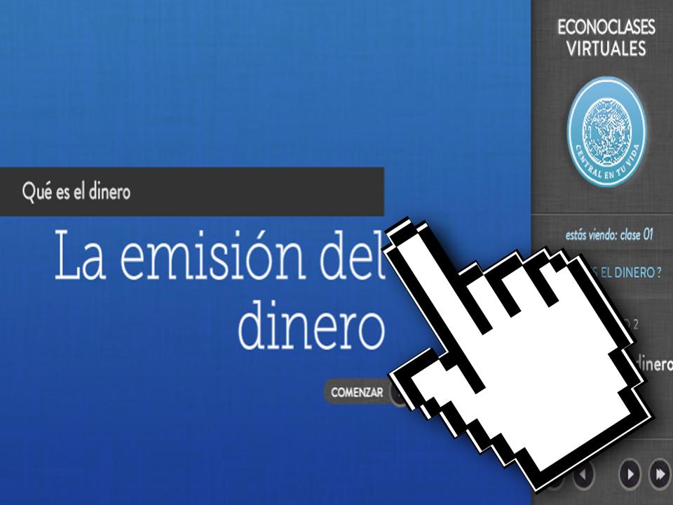 Economía - Econoclases - Capítulo 2 - La Emisión del Dinero - EducarChile