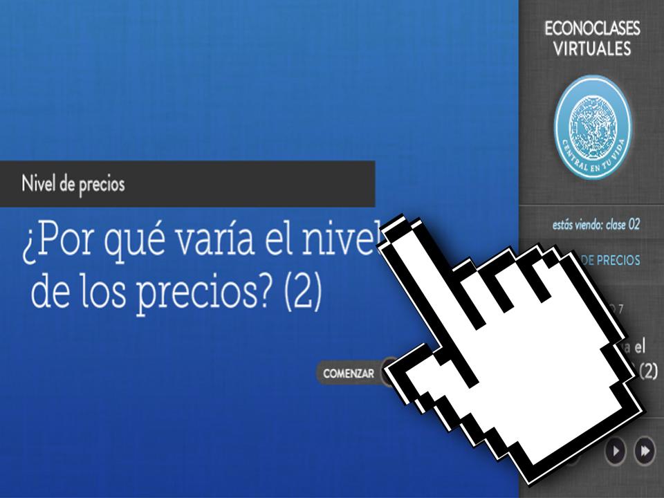 Economía – Econoclases – Capítulo 7 – ¿Por qué Varía el Nivel de Precios? Parte 2 – EducarChile