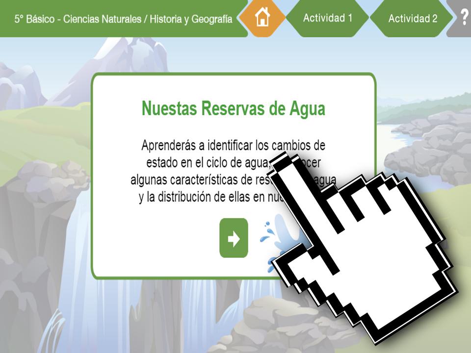 OB Geografía - Nuestras Reservas de Agua - EducarChile