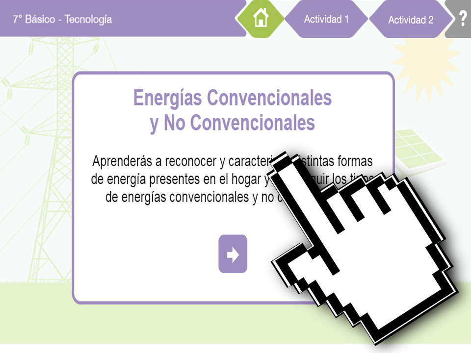 OB Geografía – OB Economía – Energías Convencionales y No Convencionales – EducarChile