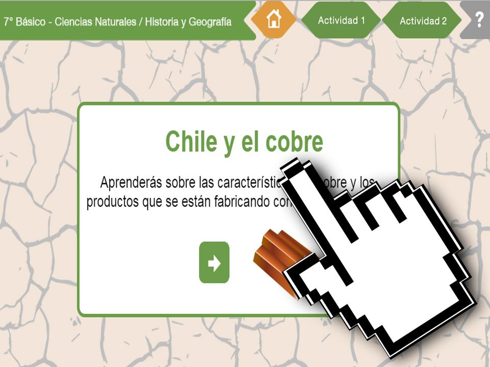 OB Geografía – Chile y el Cobre – EducarChile