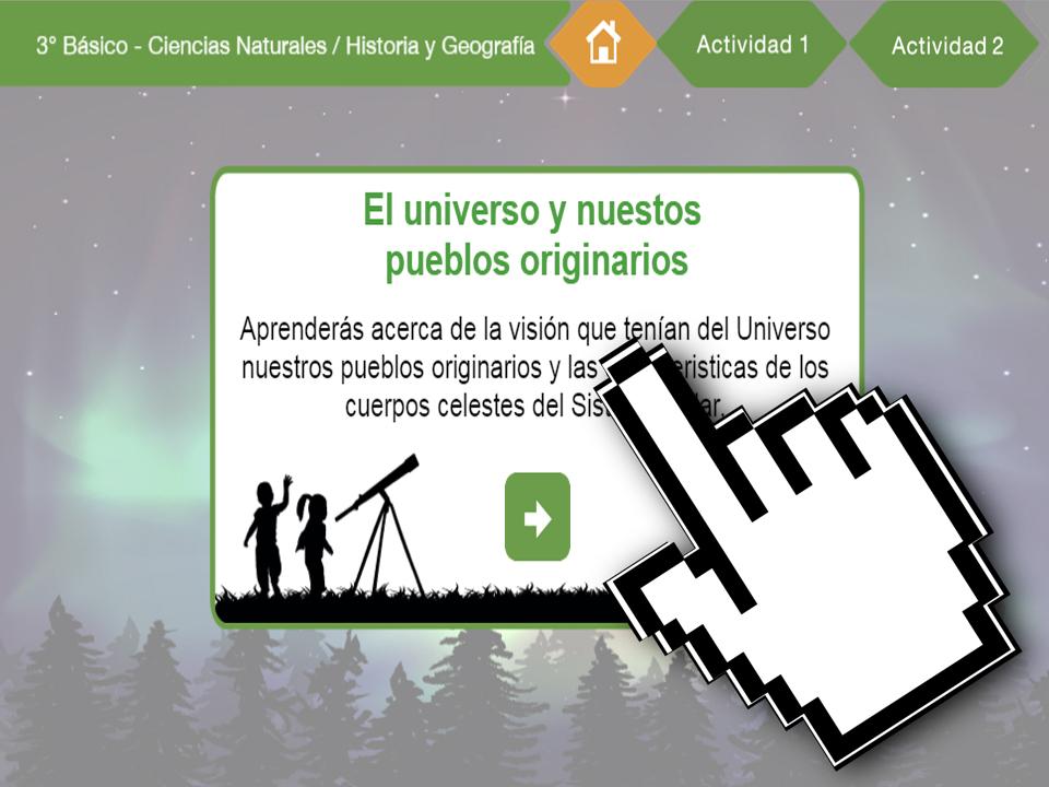 OB Geografía – El Universo y Nuestros Pueblos Originarios – EducarChile