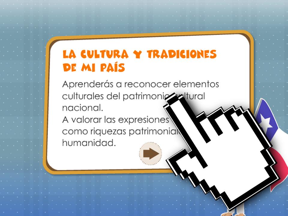 OB Formación Ciudadana – La Cultura y Tradiciones de Mi País – Ejericios Patrimonio – Nivel Inicial – EducarChile