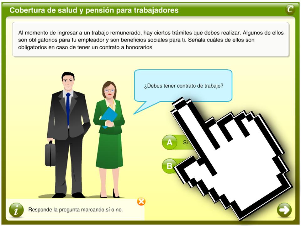 OB Economía - Cobertura de Salud y Pensión Para Trabajadores - EducarChile