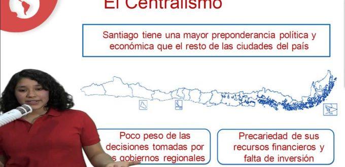 Clase 25 PSU Historia 2015: Desafíos de las Regiones de Chile