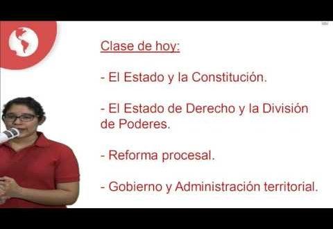 Clase 26 PSU Historia 2015: El Estado de Derecho en Chile