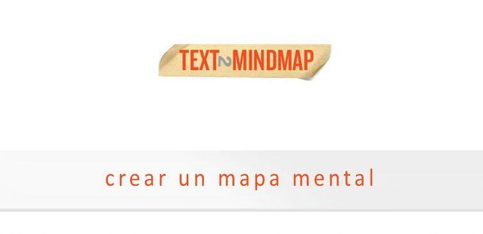 Videotutorial Para Crear Mapas Mentales con Text2mindmap
