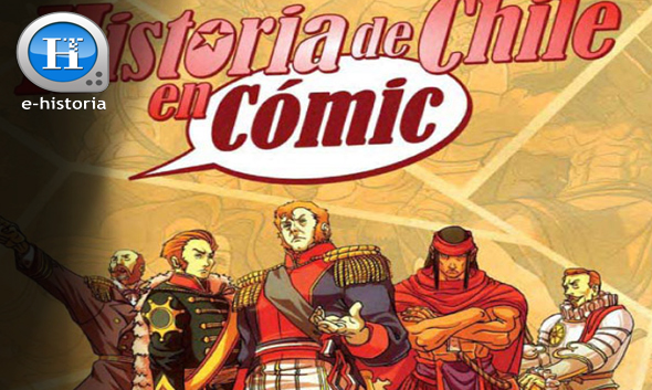 Historia de Chile en Comic copia