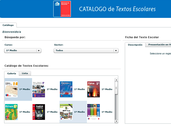Descarga De Textos Escolares Básica Y Media 2014