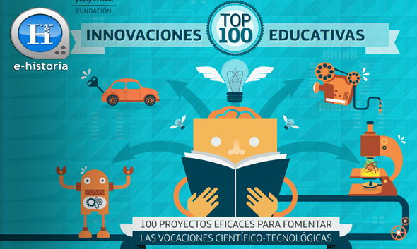 Libro - Top 100 de Innovaciones Educativas y TIC copia