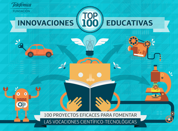 Libro - Top 100 de Innovaciones Educativas y TIC2 copia